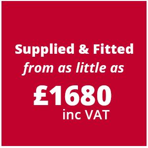 Combi Boiler Deal Only £1680